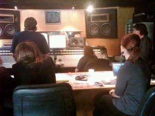 Harmonie Park in studio