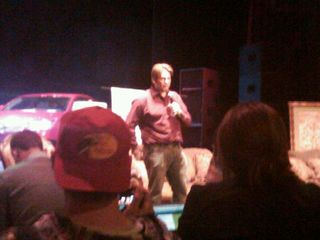 Chris Brogan at 140 Conf Detroit