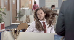 Dove Men Shampoo Brazil Ad