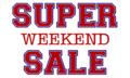 Super Weekend Sale