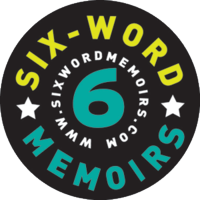 Six-Word Memoirs logo