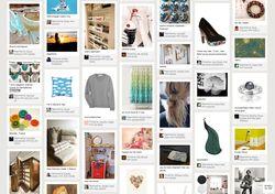 Pinterest board
