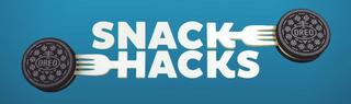 Oreo snack hacks