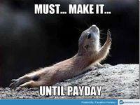 Payday meme