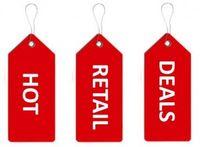 Hot retail deals