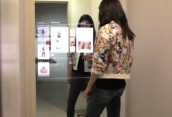Rebecca-minkoff digital dressing room