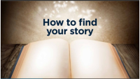 How_to_find_your_story