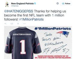 Pats twitter blunder