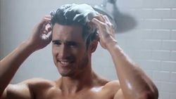 ESPN fantasy football ad-Trever the shampoo actor