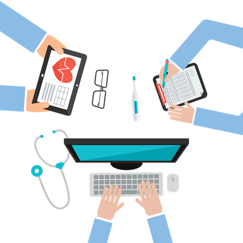 Healthcare regional marketing surveys