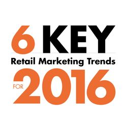 Key retail marketing trends 2016
