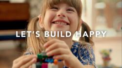 Lego - Let's Build Happy