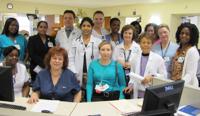 Healthcare regional marketing staff