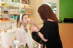 Origins Estee Lauder in-store demos